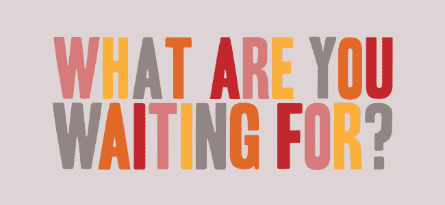 Are You Hesitating On Starting A Blog